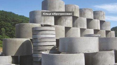 бетонні вироби львів
