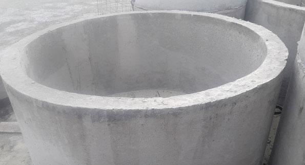 бетонные кольца для септика